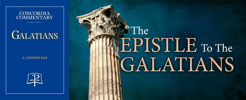 Book of the Month for September 2014:  Galatians - Concordia Commentary