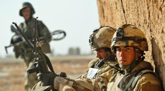 A Soldier's Prayer - Psalm 61 Sermon December Advent Prayer Service - Image 3