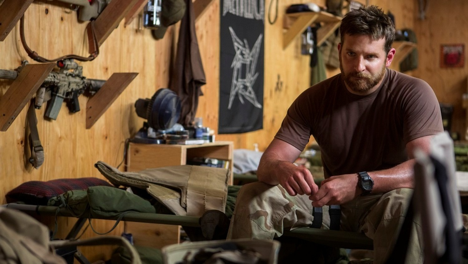 American Sniper (2014) by Clint Eastwood - Movie Review