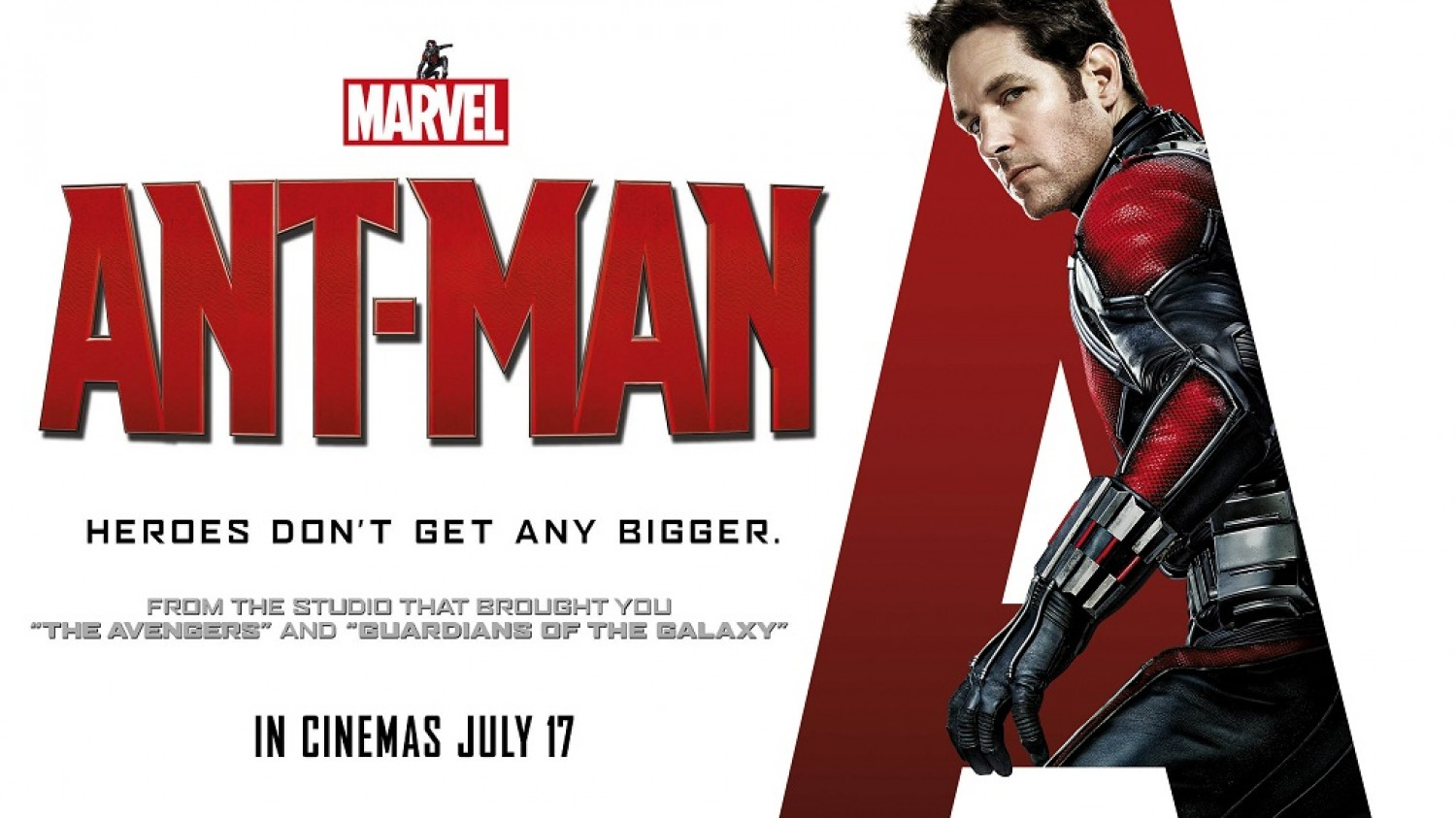 Ant-Man (2015) by Peyton Reed - Movie Review