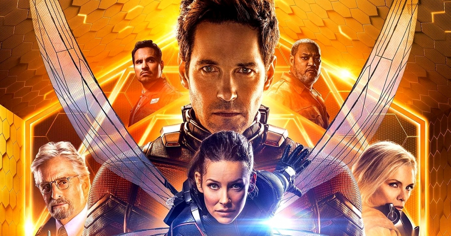 Ant-Man and the Wasp (2018) Peyton Reed - Movie Review