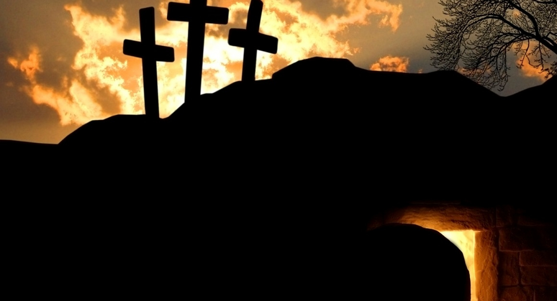 April Faiths Day / Sermon / Pr. Lucas Albrecht / Easter Sunday April 1st 2018 - / Mark 16:1-8
