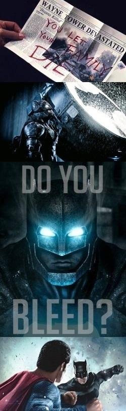 Batman v Superman: Dawn of Justice (2016) Zack Snyder - Movie Review - Image 17