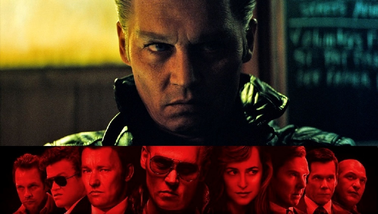 Black Mass (2015) Directed By Scott Cooper - Movie Review