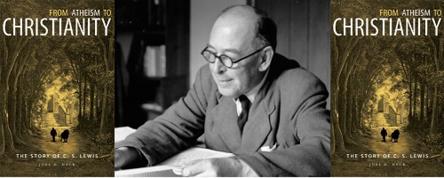 Book Of The Month For May 2017:  From Atheism to Christianity: The Story of C. S. Lewis