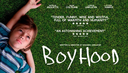 Boyhood (2014) Directed by Richard Linklater - Movie Review
