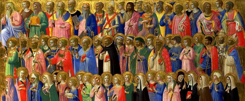 Called Children of God: All Saints Day (Observed) - 1 John 3:1-3 / Pastor Ted Giese