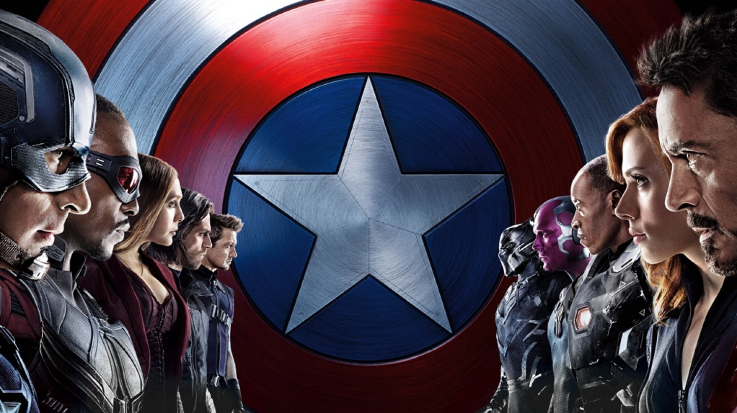 Captain America: Civil War (2016) Anthony and Joe Russo - Movie Review