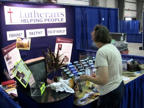 Fairbooth Ministry at the Regina Exhibition - Image 32