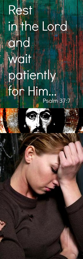 Fret Not - Rest In The LORD - Psalm 37 Sermon From October 2014 Prayer Service    - Image 6