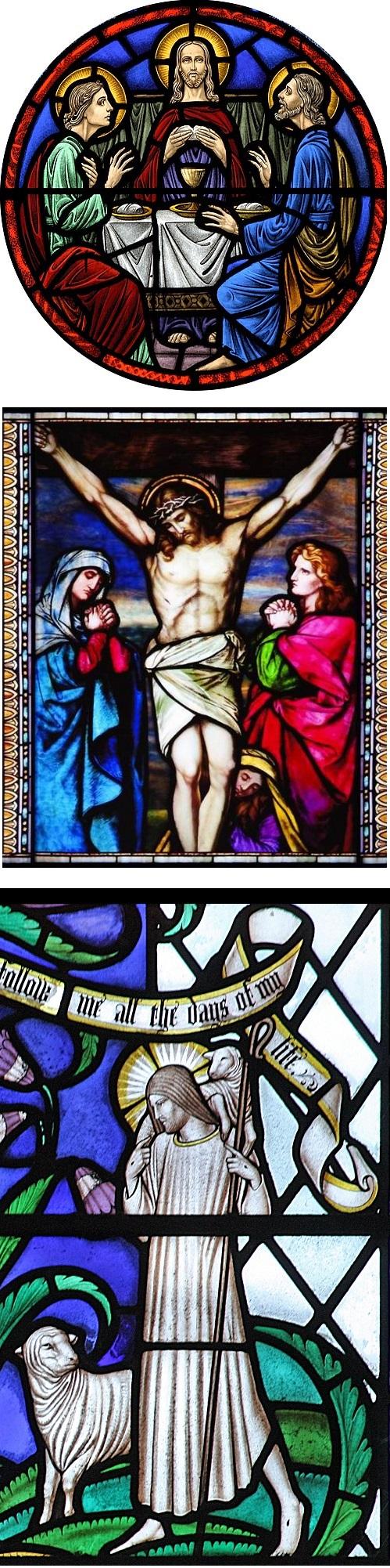 Funeral Sermon for John Heuchert / Friday June 7th 2013 - Image 2