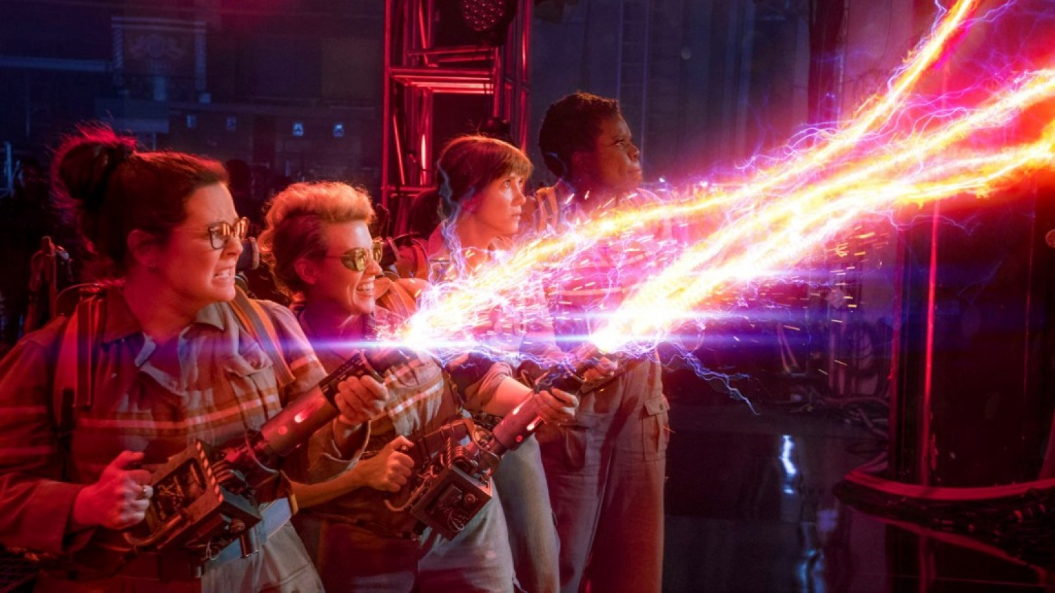 Ghostbusters: Answer the Call (2016) Paul Feig - Movie Review