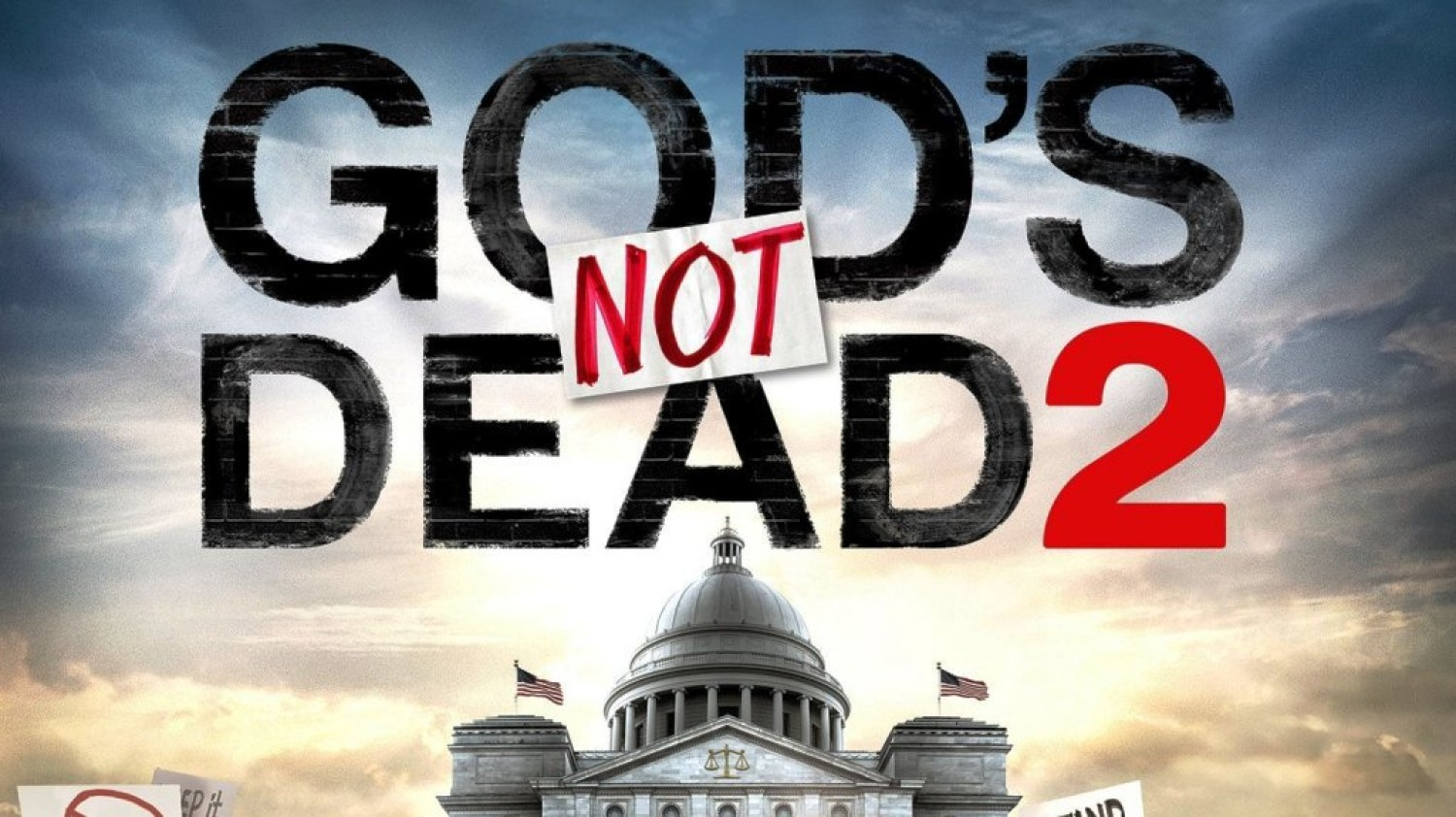 God's Not Dead 2 (2016) Harold Cronk - Movie Review