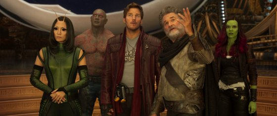 Guardians of the Galaxy Vol. 2 (2017) James Gunn - Movie Review - Image 5