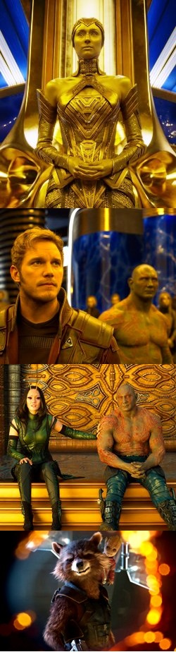 Guardians of the Galaxy Vol. 2 (2017) James Gunn - Movie Review - Image 8