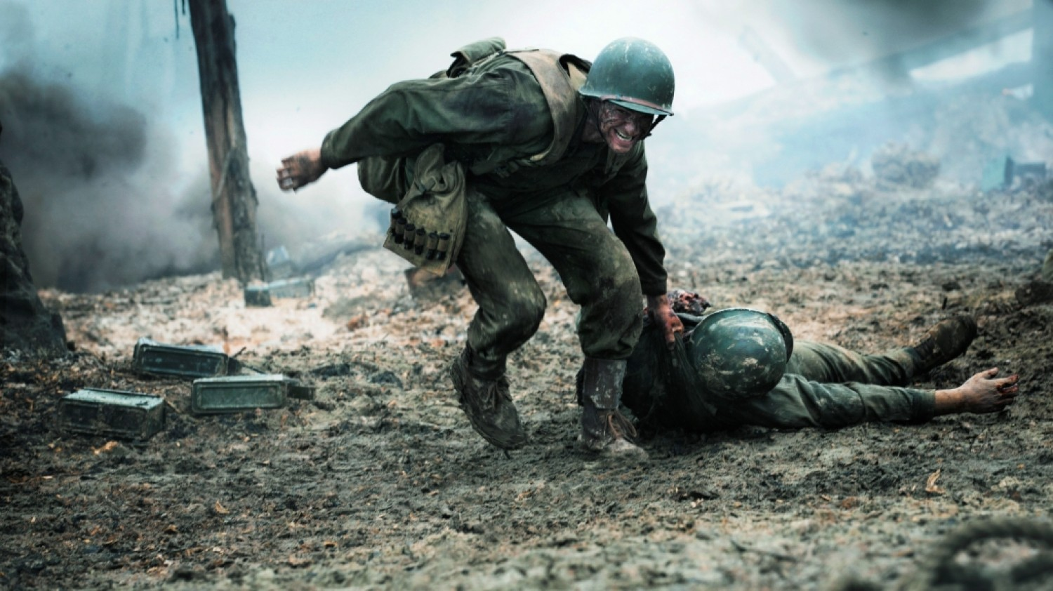 Hacksaw Ridge (2016) Mel Gibson - Movie Review