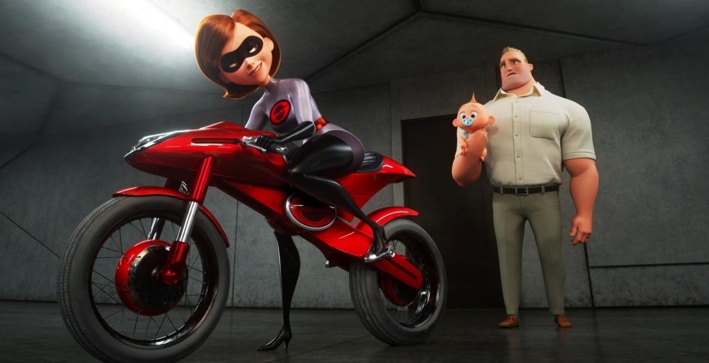Incredibles 2 (2018) Brad Bird - Movie Review - Image 3
