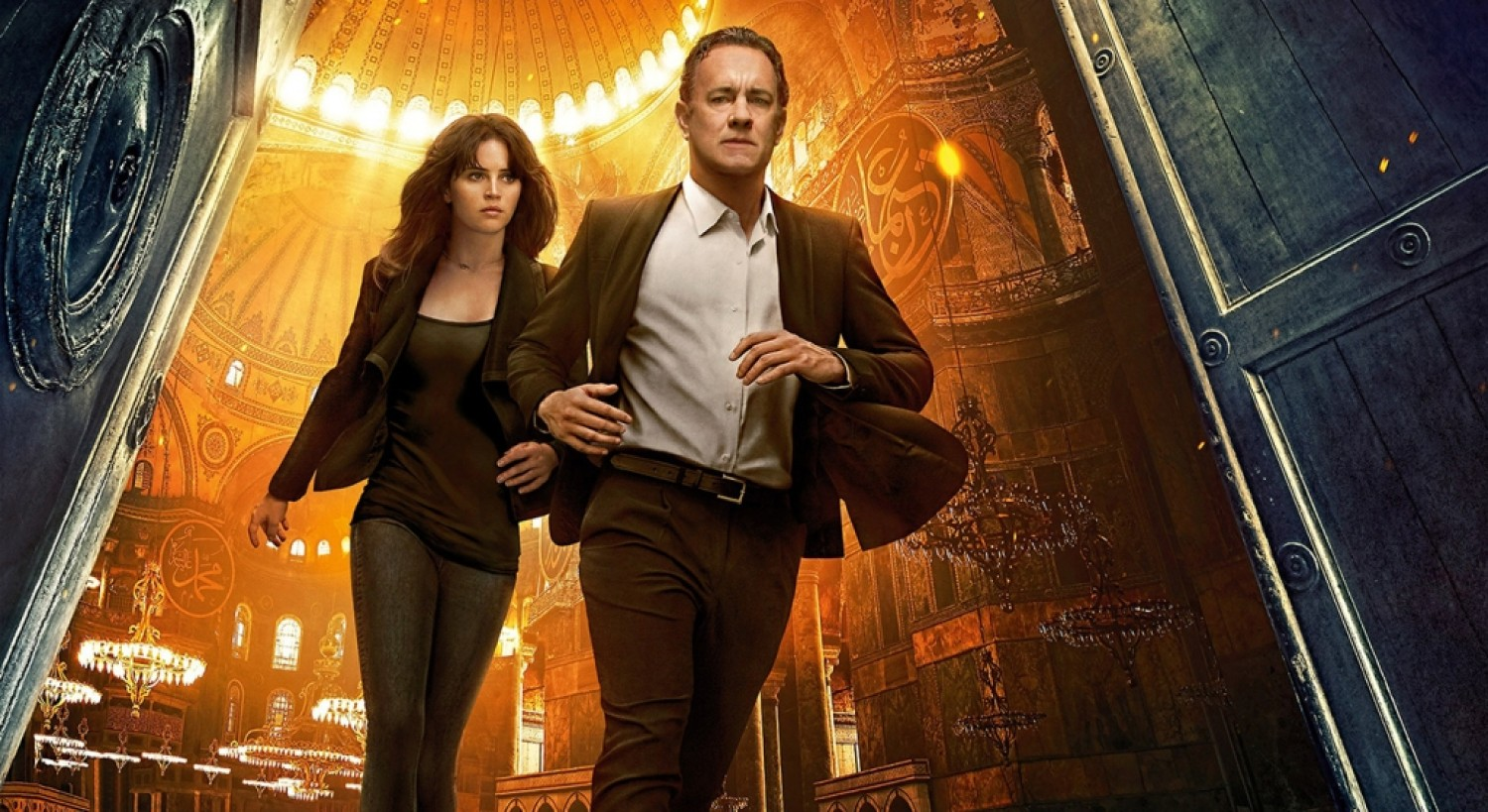 Inferno (2016) Ron Howard - Movie Review