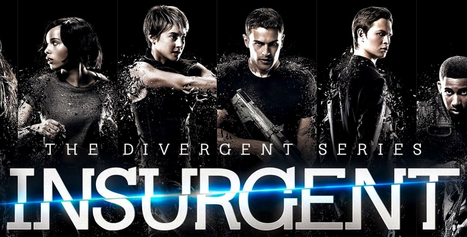 Insurgent (2015) By Robert Schwentke - Movie Review