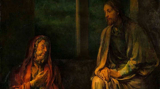 Jesus Lifted Up: Fourth Sunday In Lent - Numbers 21 & John 3 / Pastor Ted A. Giese - Image 8