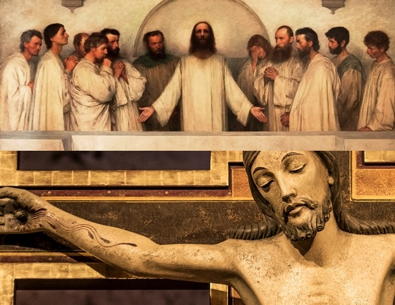 Jesus Prays For the Church to Come / Sermon / Pr. Ted Giese / Season Of Easter / May 13th 2018 - / John 17:11-19 - Image 1