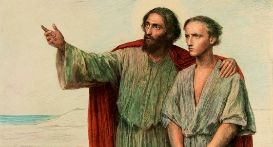 Jesus Prays For the Church to Come / Sermon / Pr. Ted Giese / Season Of Easter / May 13th 2018 - / John 17:11-19 - Image 2