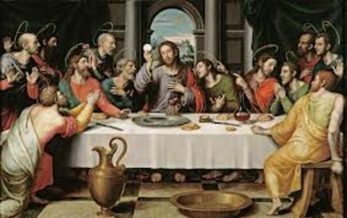 Maundy Thursday Sermon 2014/ Vicar James Preus/ Jesus is Our Passover Lamb!