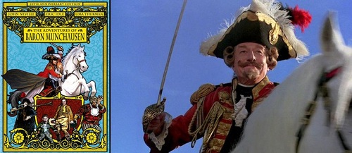 May Pop Culture and the Bible, Bible Study: The Adventures of Baron Munchausen