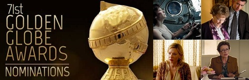 Planning to Watch The 71st Golden Globe Awards? IssuesEtc. Segment About the Upcoming Awards Show.