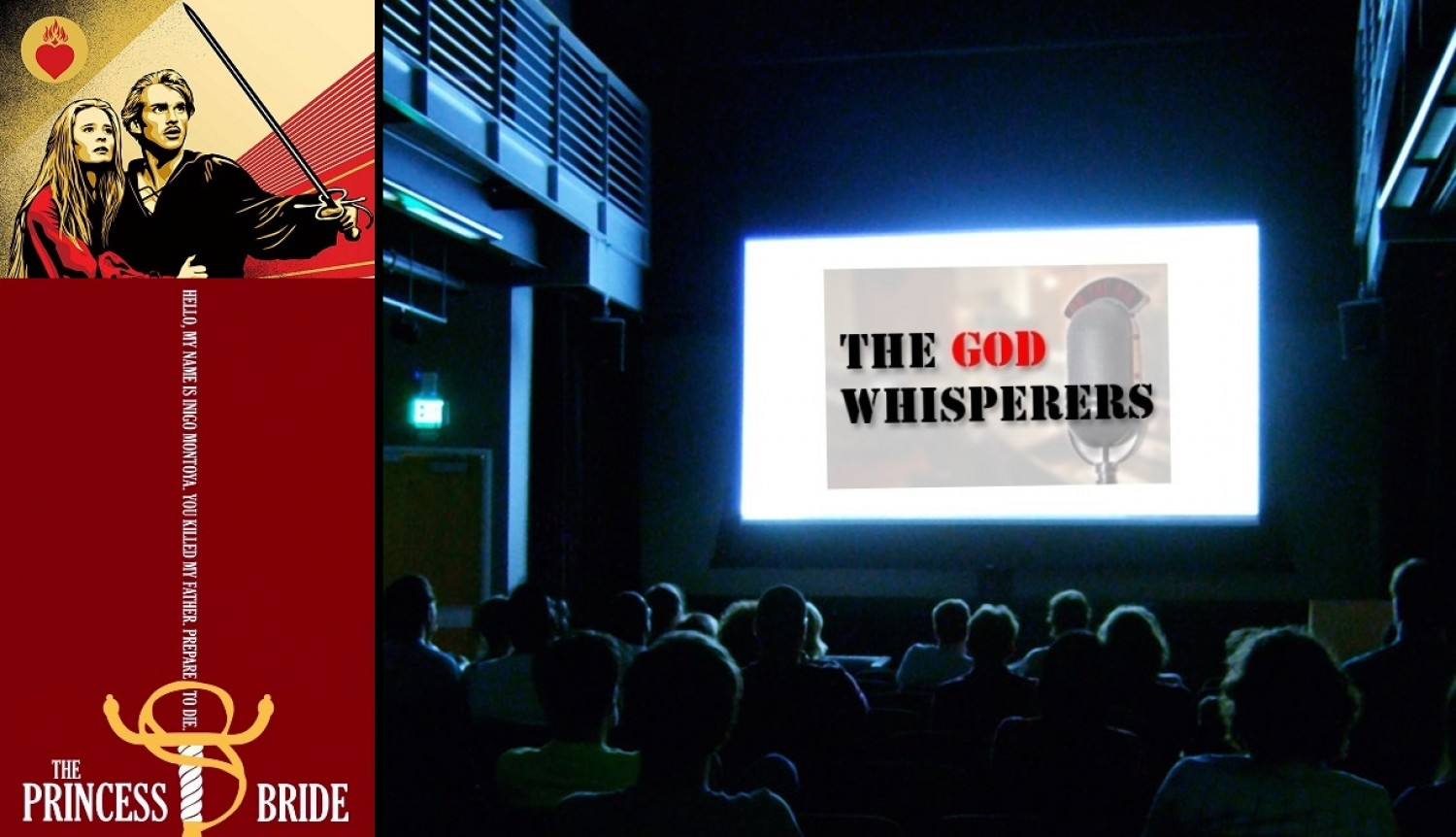 Pr. Ted Giese On The God Whisperers With Donofrio & Cwirla - Princess Bride Edition