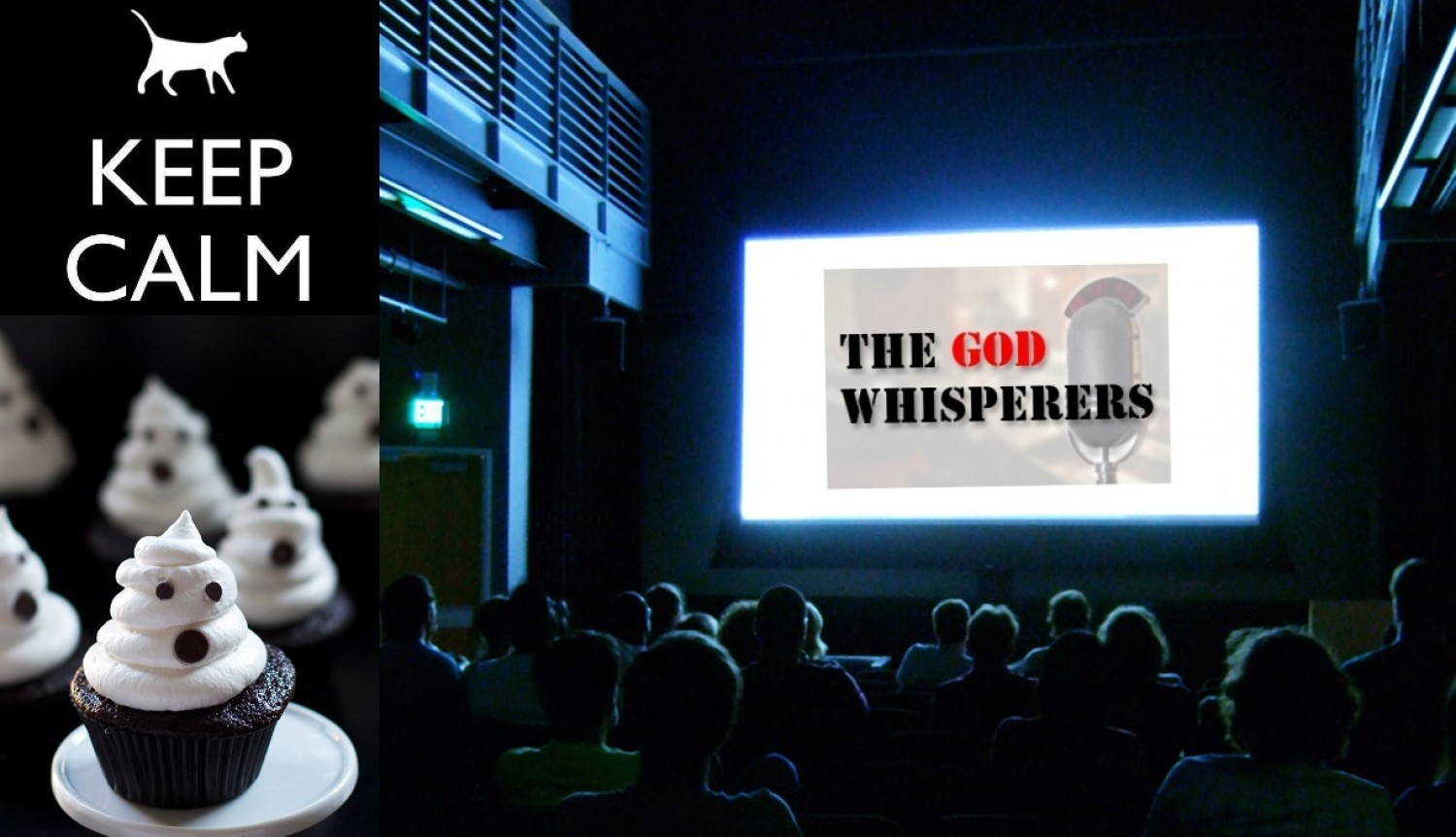 Pr. Ted Giese on The God Whisperers with Donofrio & Cwirla - Spooky Edition