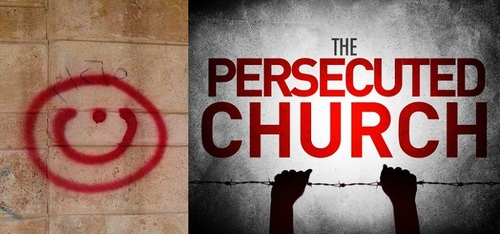 Prayer for the Persecuted Church - Psalm 35 Sermon From August 2014 Prayer Service