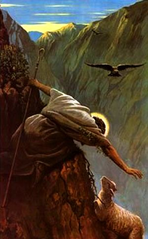 """Psalm 23 Sermon From August 2013 Prayer Service """"You Are With Me"""" - Image 4"""