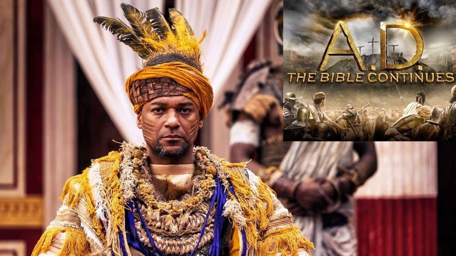 Recap & Review - Episode 10 / A.D. The Bible Continues