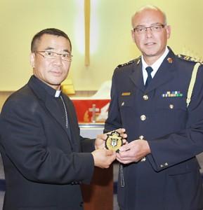Regina police welcome Lutheran Church-Canada chaplain - Image 1