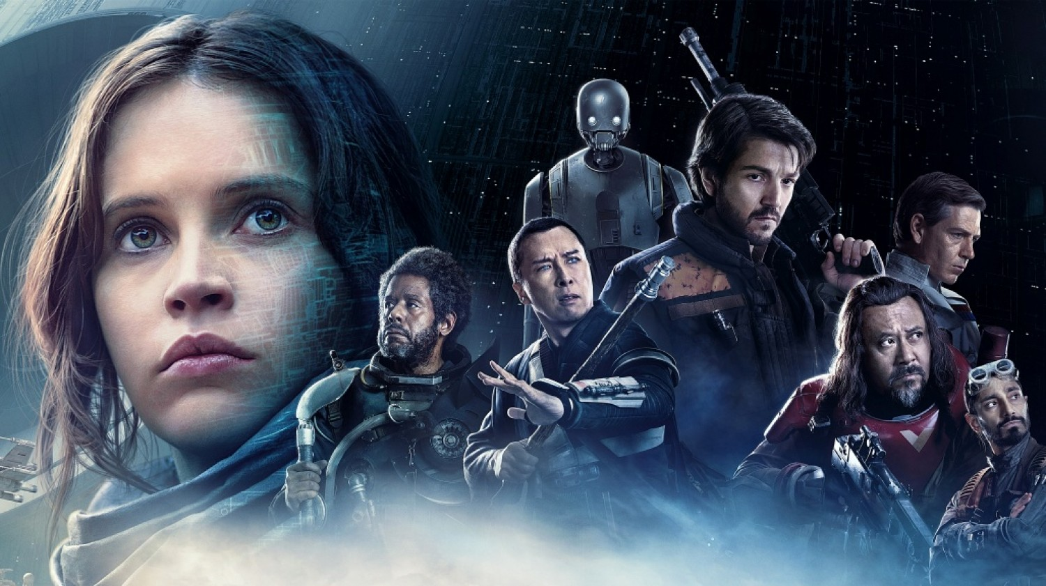 Rogue One: A Star Wars Story (2016) Gareth Edwards - Movie Review