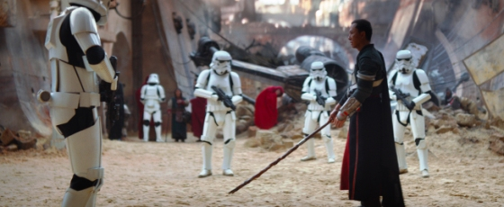Rogue One: A Star Wars Story (2016) Gareth Edwards - Movie Review - Image 14