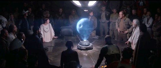 Rogue One: A Star Wars Story (2016) Gareth Edwards - Movie Review - Image 17