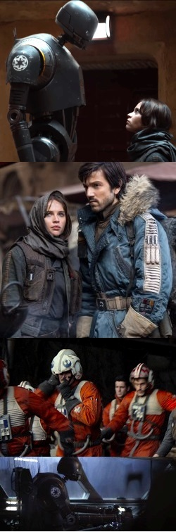 Rogue One: A Star Wars Story (2016) Gareth Edwards - Movie Review - Image 21