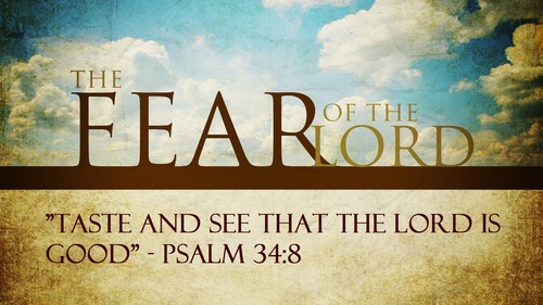 Running Scared? Trust the LORD - Psalm 34 Sermon From July 2014  Prayer Service