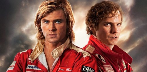 Rush (2013) Directed By Ron Howard - Movie Review