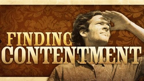 Sermon / Feb 9, 2014 / Luke 12:13-21 / Free & Joyous Response Part Two / Jesus is True Contentment / Pastor Ted Giese