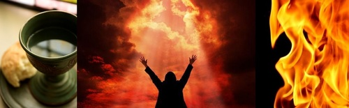 "Sermon from Sunday June 2nd 2013 / Pentecost ""Prayer and the Presence of God"""