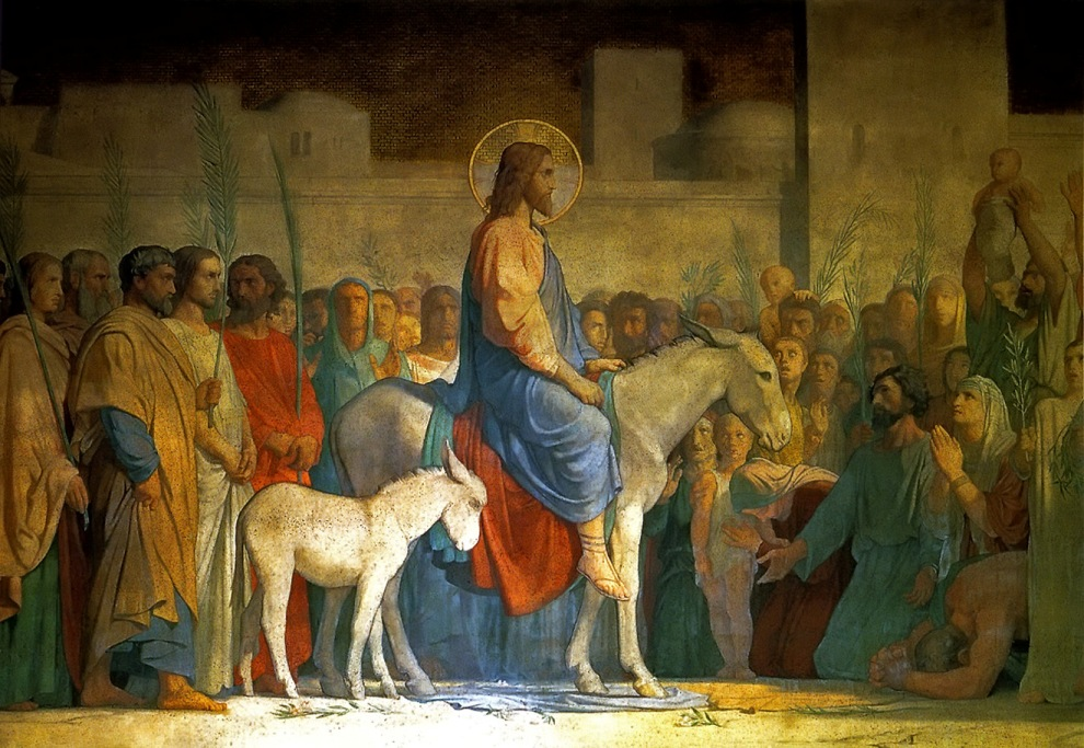 Sermon from Sunday March 17th 2013 / 5th Sunday in the Season of Lent - Image 1