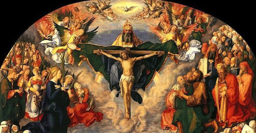 Sermon from Sunday May 26th 2013 / Trinity Sunday �Wisdom and the Trinity�