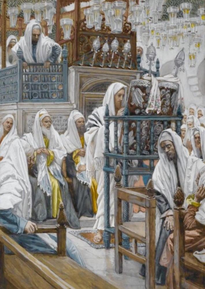 Sermon / January 24, 2016 / Luke 4:16-19 / Hidden in Plain Sight / Pastor Terry Defoe