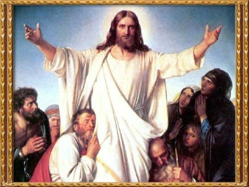 Sermon July 6, 2014/ Matthew 11:25-30/ Jesus Gives Spiritual Rest to the Spiritually Burdened/ Vicar James Preus