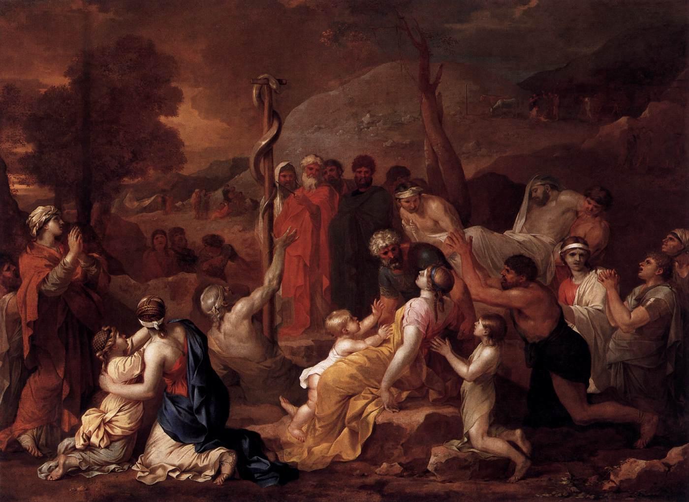 Sermon March 16, 2014/ Vicar James Preus/ Mount Olive Lutheran/ John 3:1-17/ God Loves The World To Death - Image 1