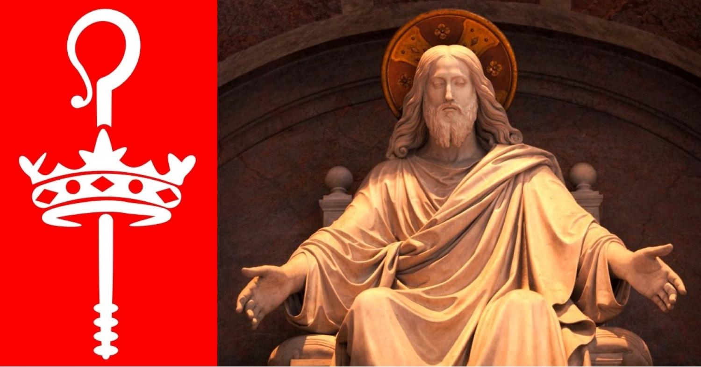Sermon / Pr. Ted A. Giese / Christ the King Sunday / Sunday November 26th 2017 - / Matthew 25:31-46 / The Shepherd King