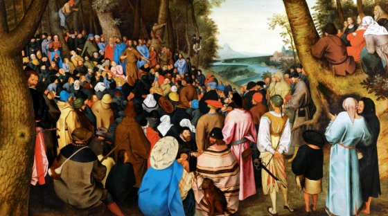 Sermon / Pr. Ted A. Giese / Third Sunday in Advent / Sunday December 17th 2017 - / John 1:6-8, 19-28 / Who are you? - Image 7